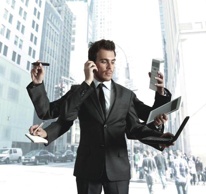 sikeres ingatlanértékesítő telefonál